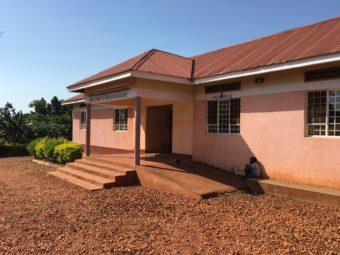 Das Omoana House in Jinja