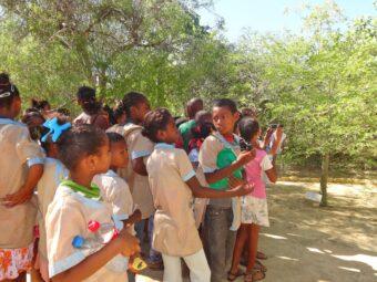 Ausflug der Schulklassen in den Nationalpark (vor Corona)